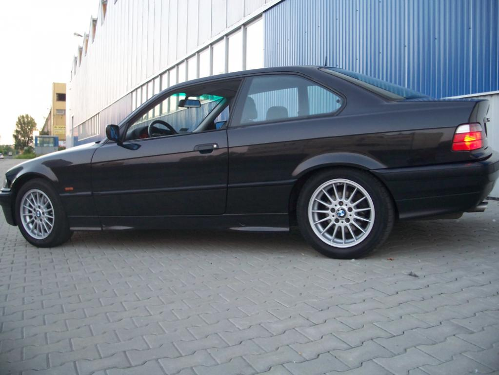 BMW 3 series 325ti 1997 photo - 4