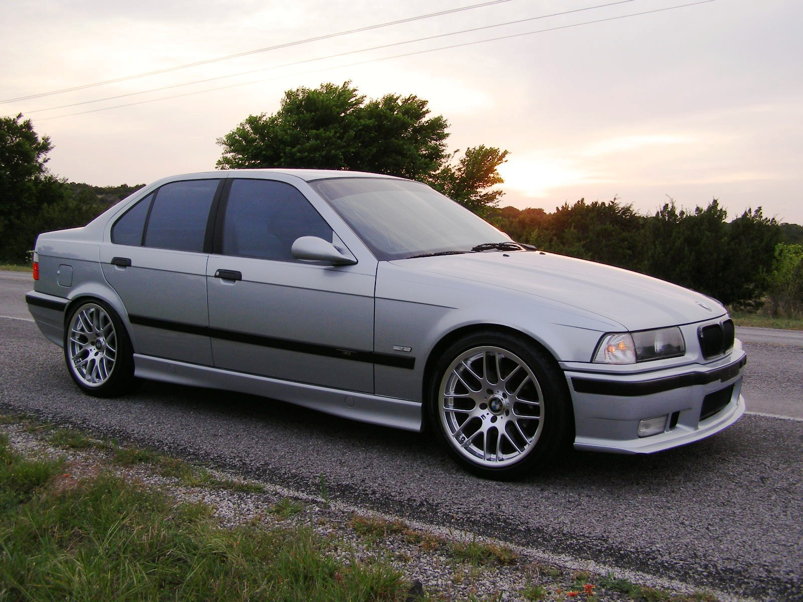 BMW 3 series 325ti 1997 photo - 5