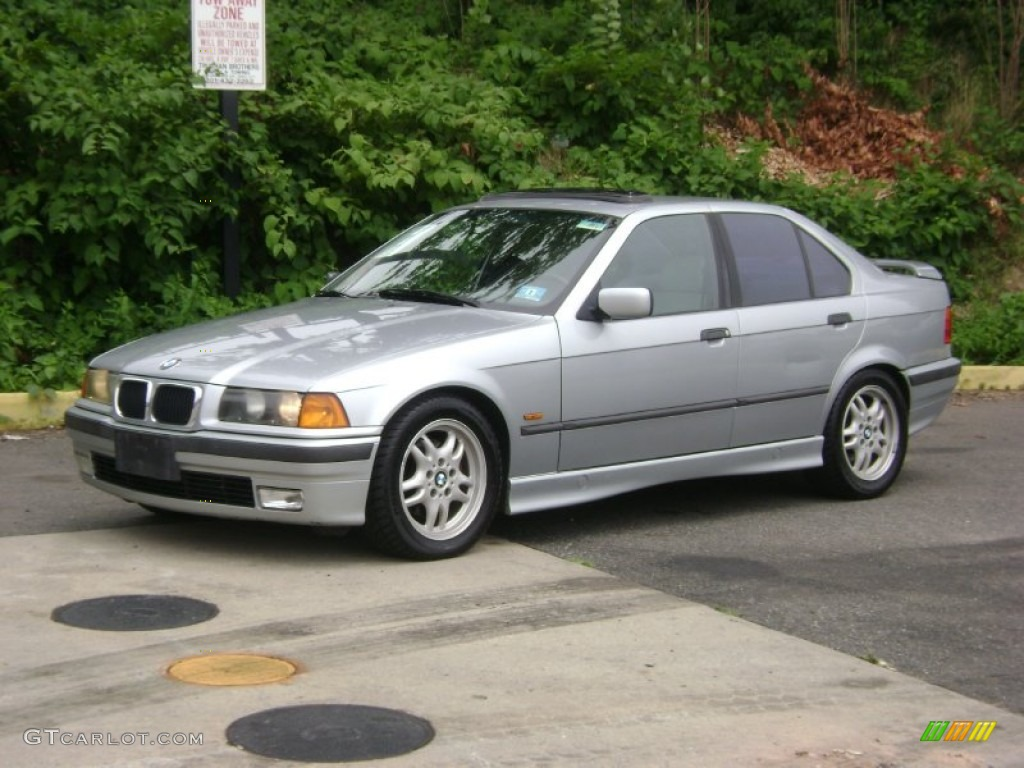 BMW 3 series 325ti 1997 photo - 6