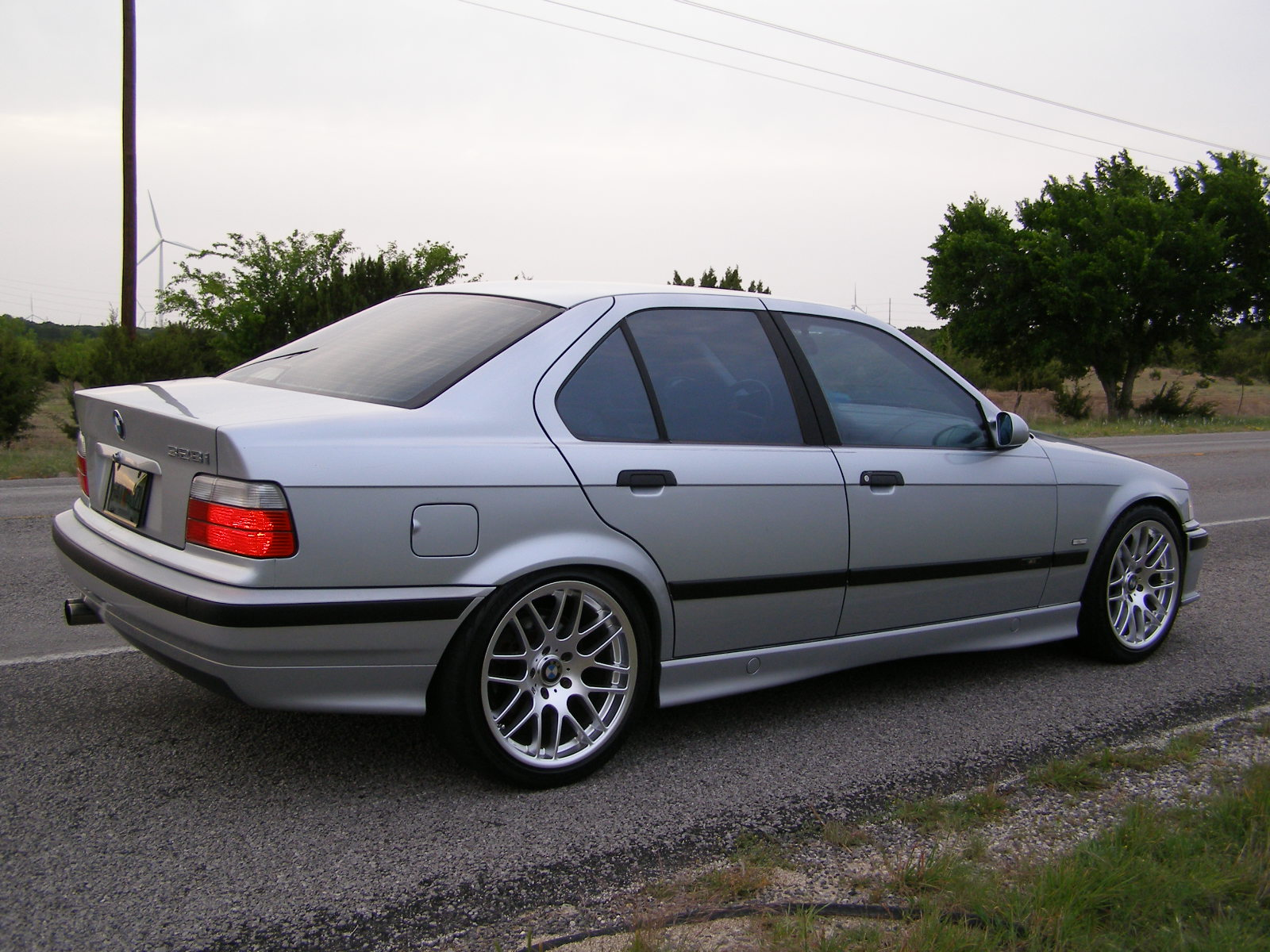 BMW 3 series 325ti 1997 photo - 7