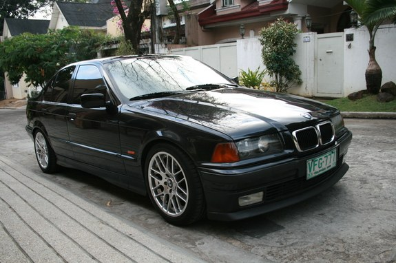 BMW 3 series 325ti 1997 photo - 8