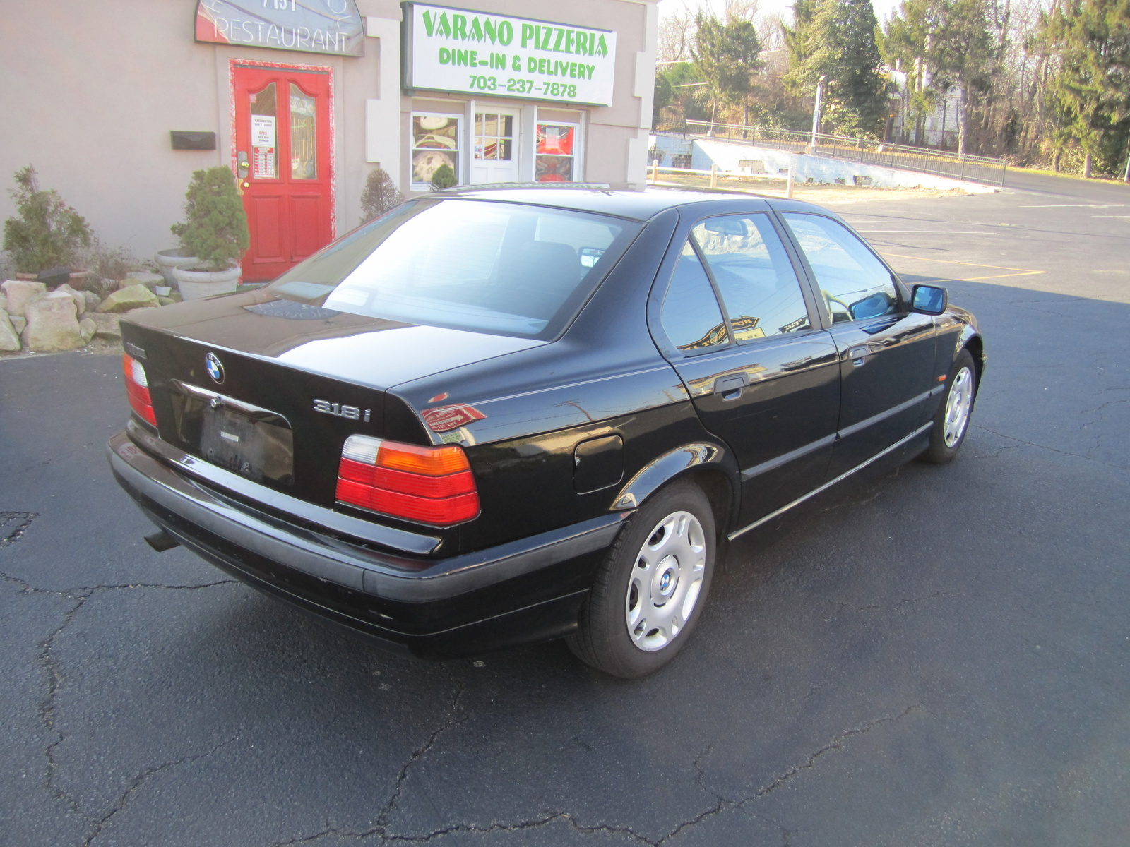 BMW 3 series 325ti 1997 photo - 9