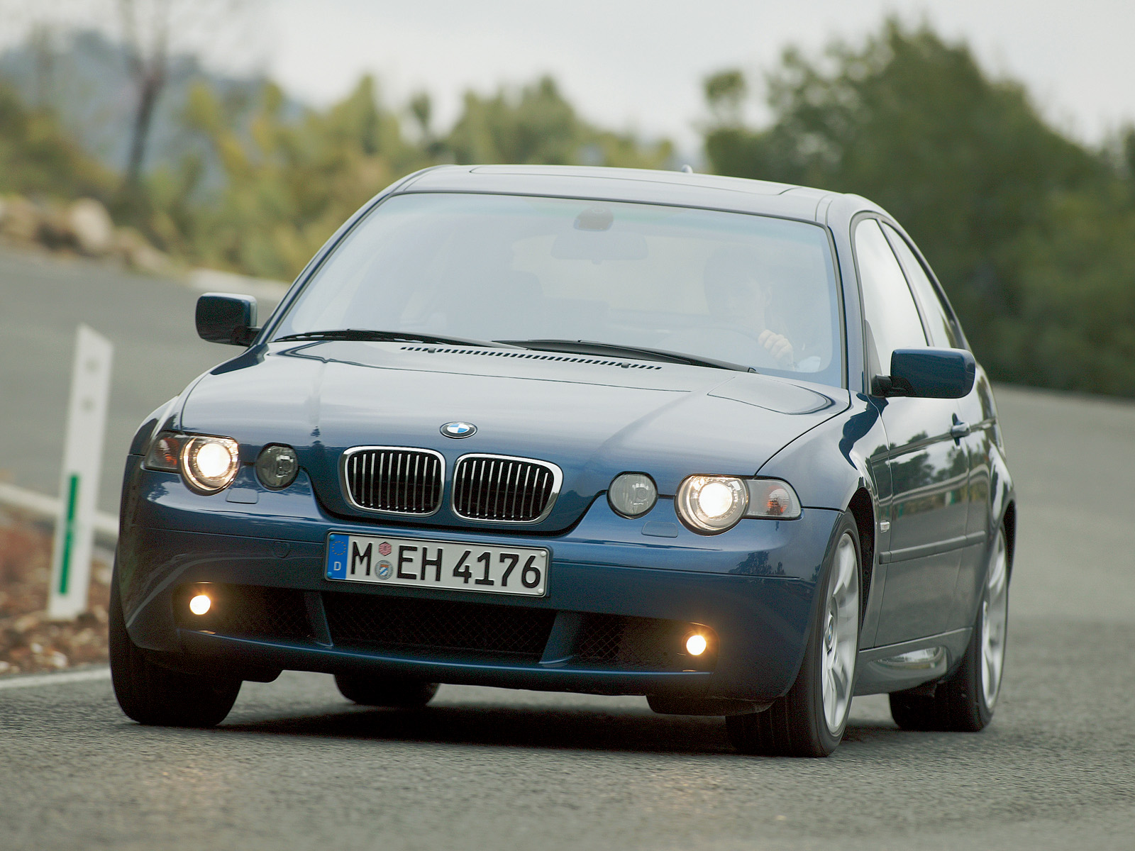 BMW 3 series 325ti 2001 photo - 1