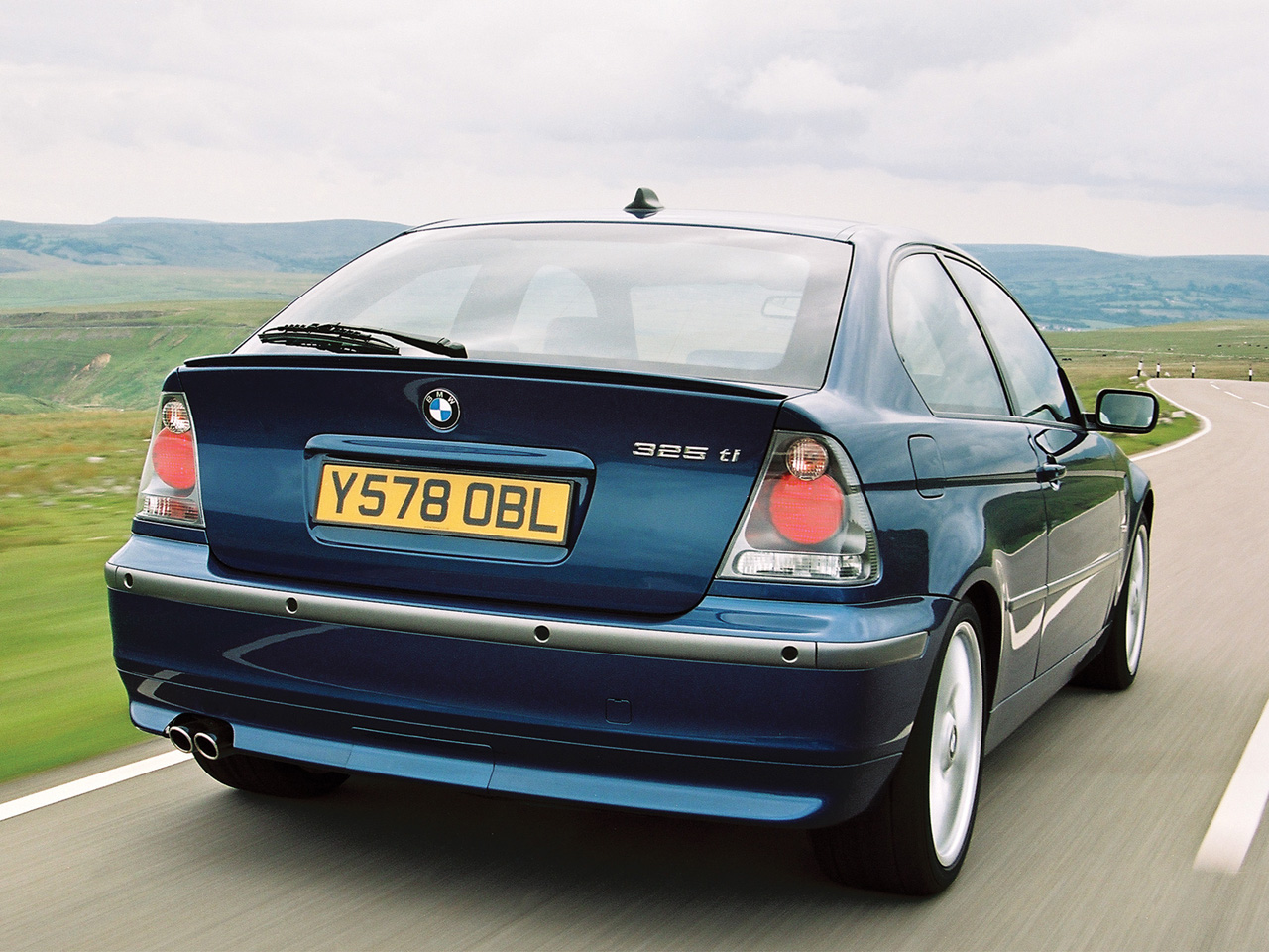 BMW 3 series 325ti 2001 photo - 10