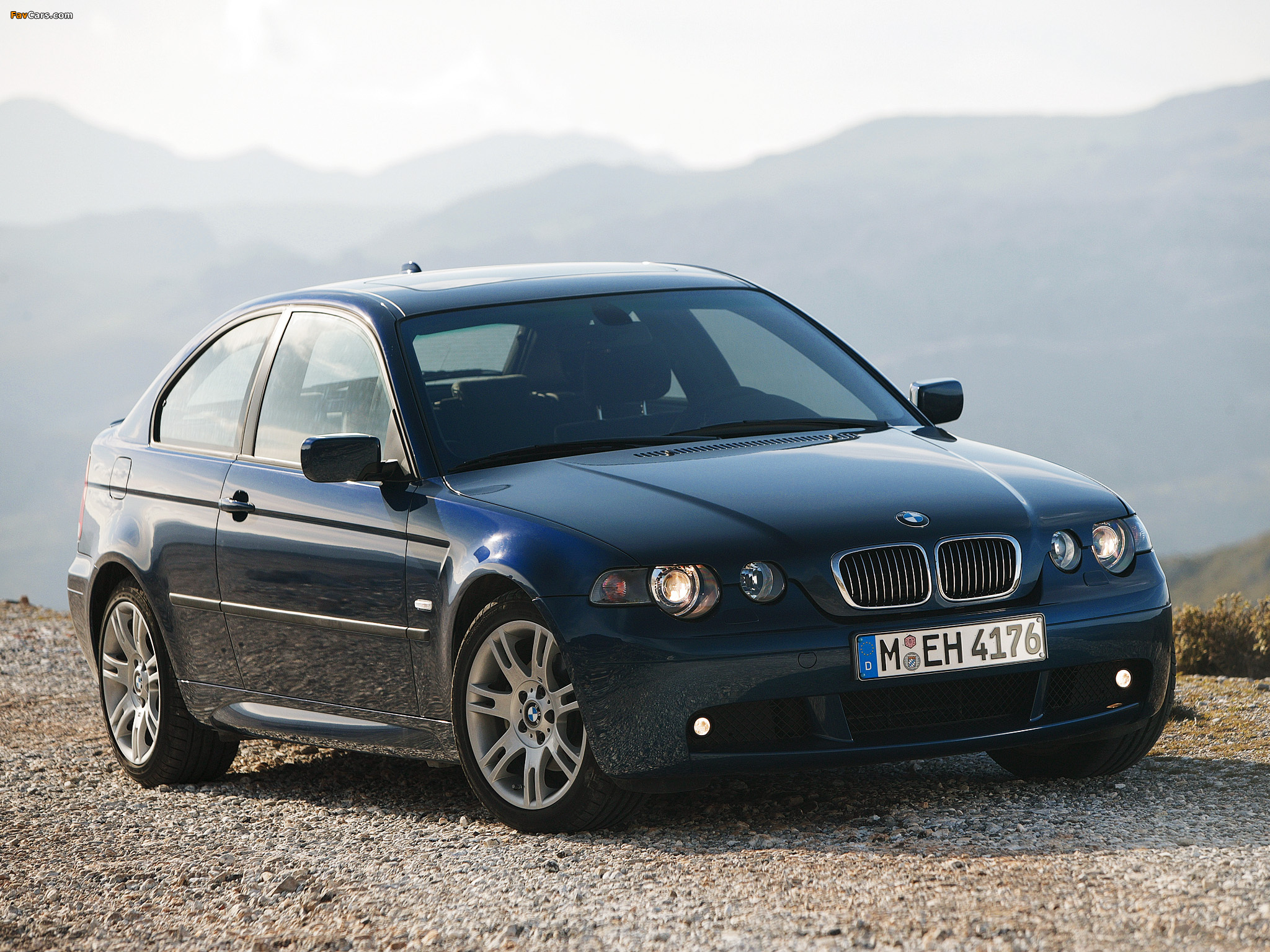 BMW 3 series 325ti 2001 photo - 11