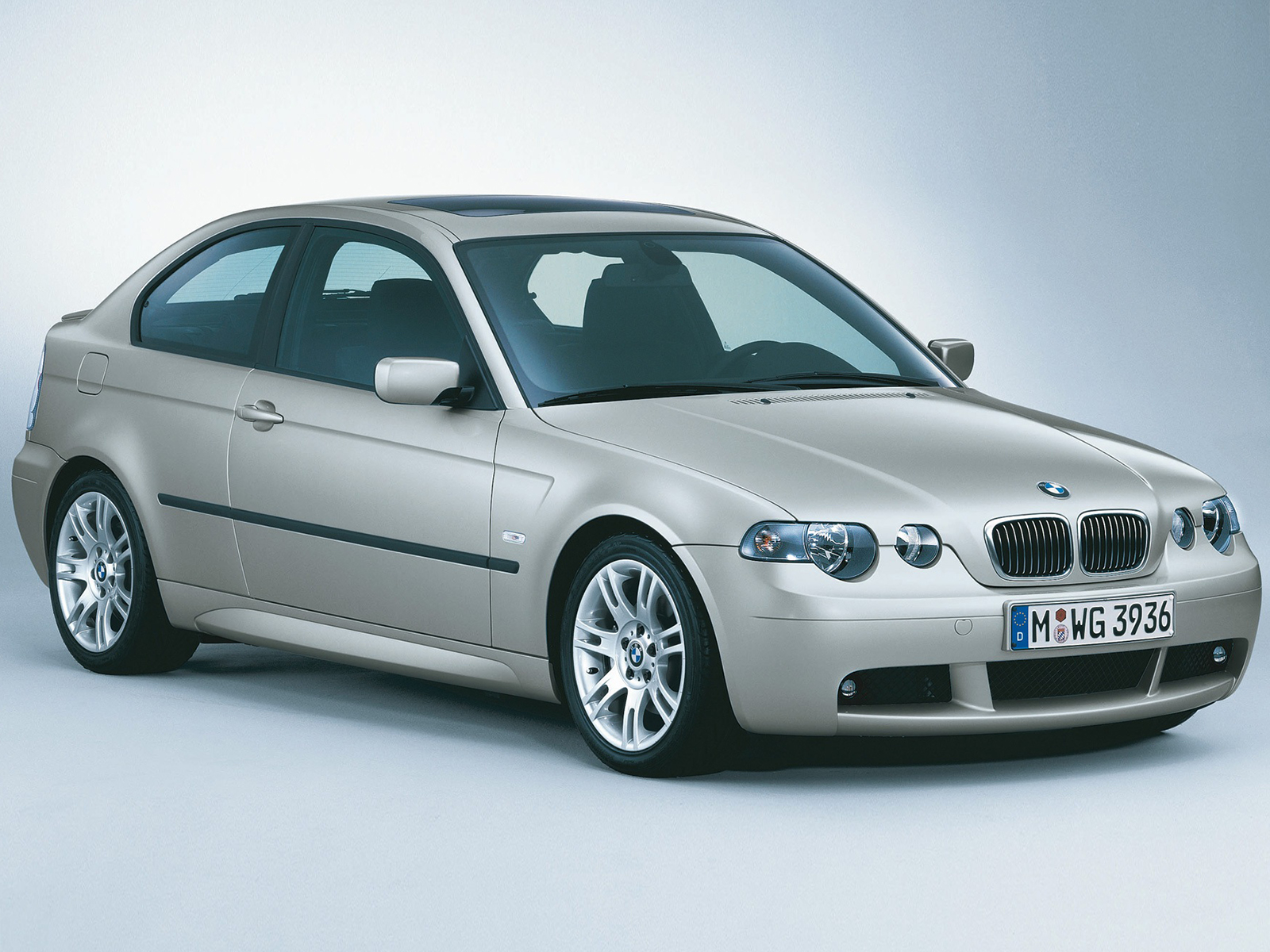 BMW 3 series 325ti 2001 photo - 5