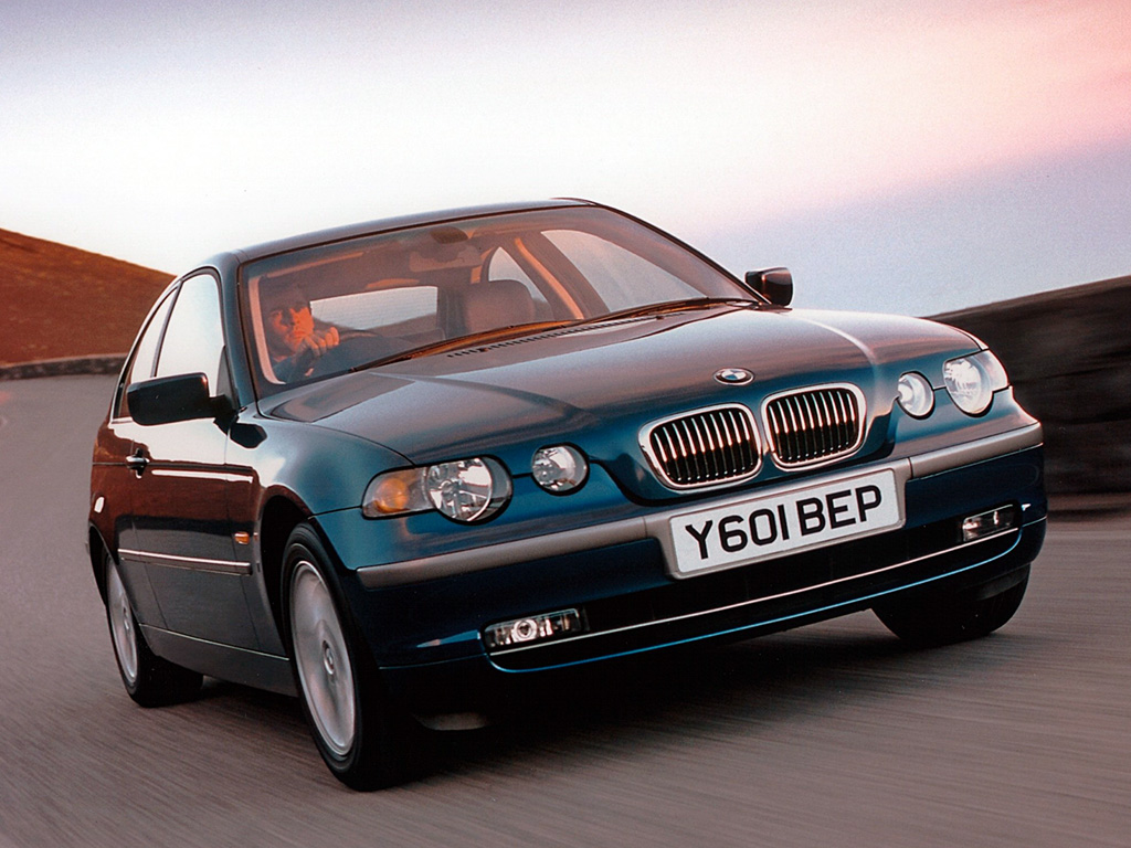 BMW 3 series 325ti 2001 photo - 6