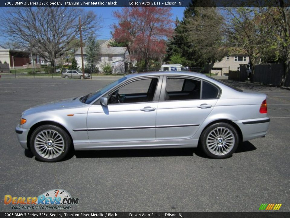 BMW 3 series 325xi 2003 photo - 11