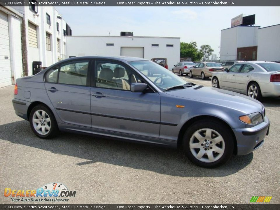 BMW 3 series 325xi 2003 photo - 12