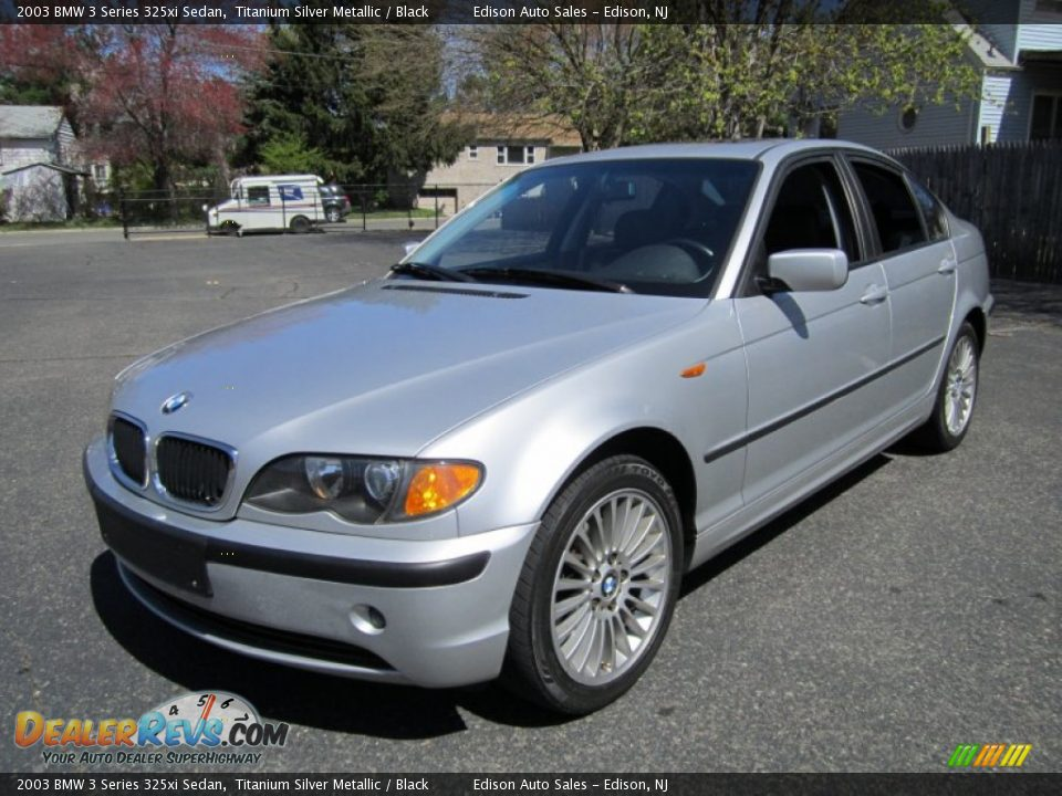 BMW 3 series 325xi 2003 photo - 4