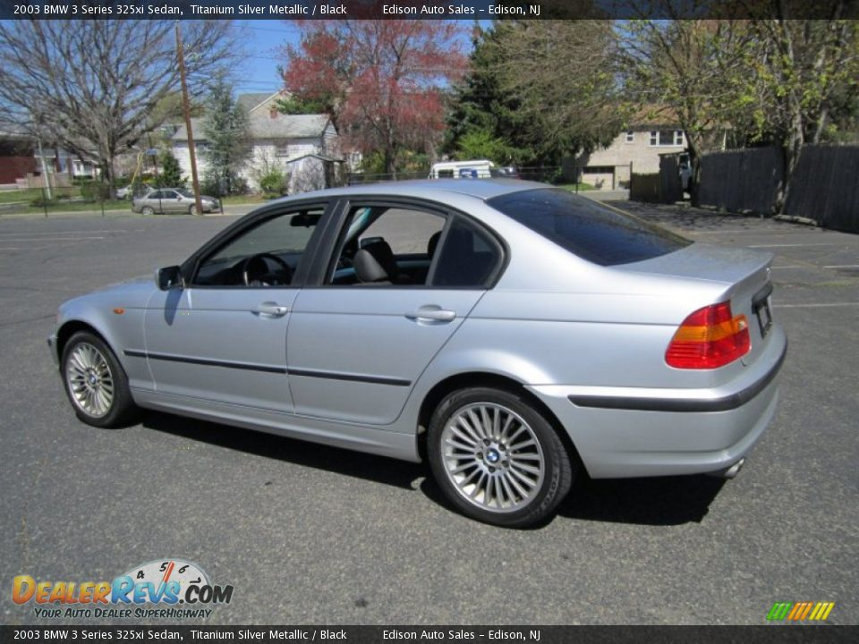 BMW 3 series 325xi 2003 photo - 8