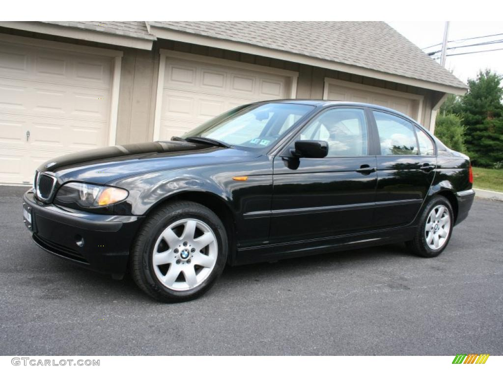 BMW 3 series 325xi 2003 photo - 9