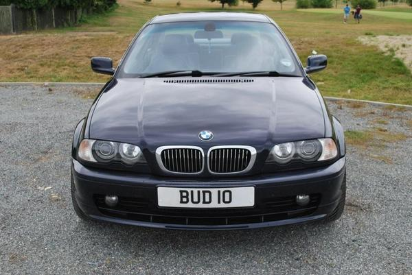 BMW 3 series 328Ci 2002 photo - 12