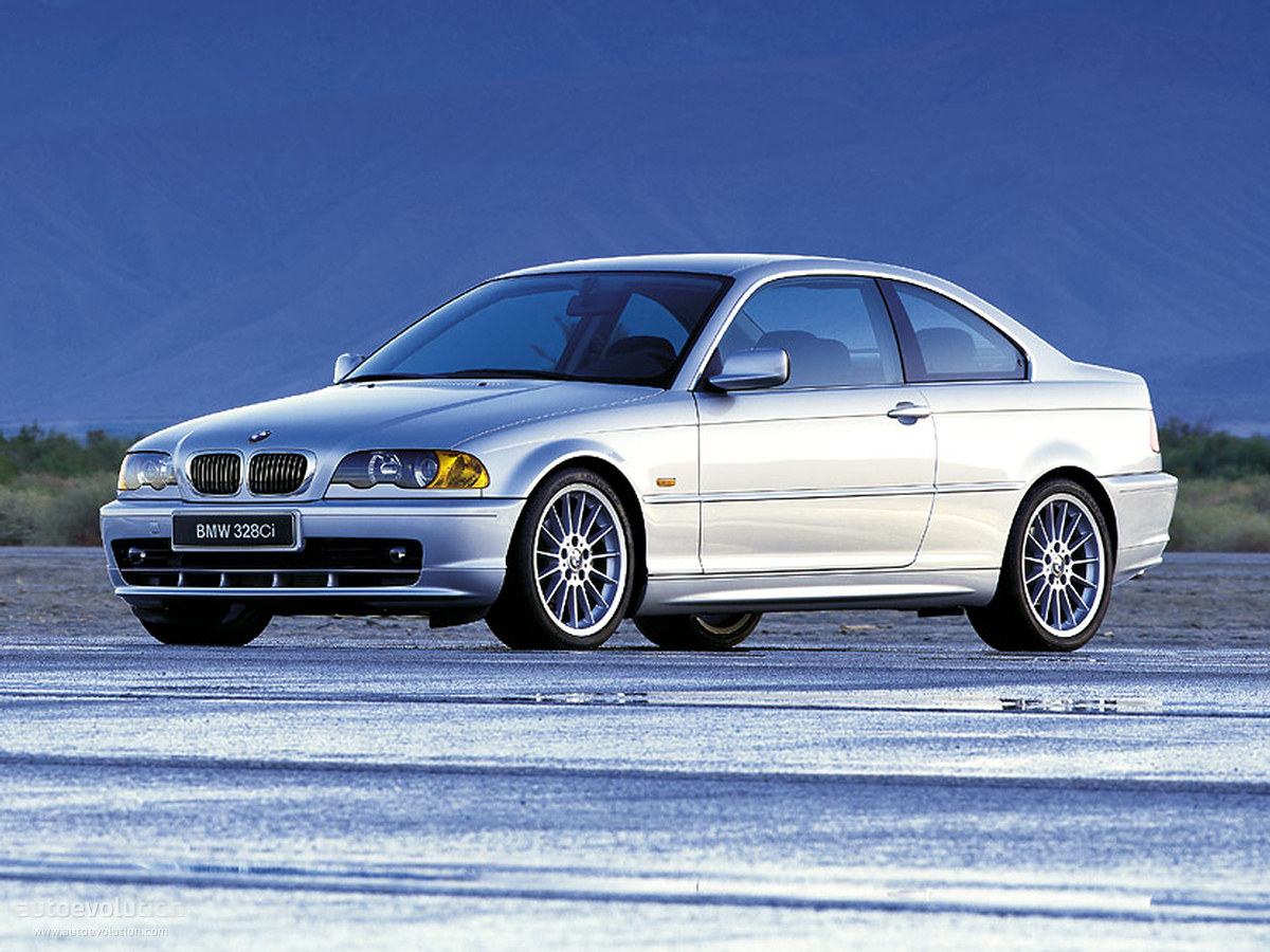 BMW 3 series 328Ci 2002 photo - 3
