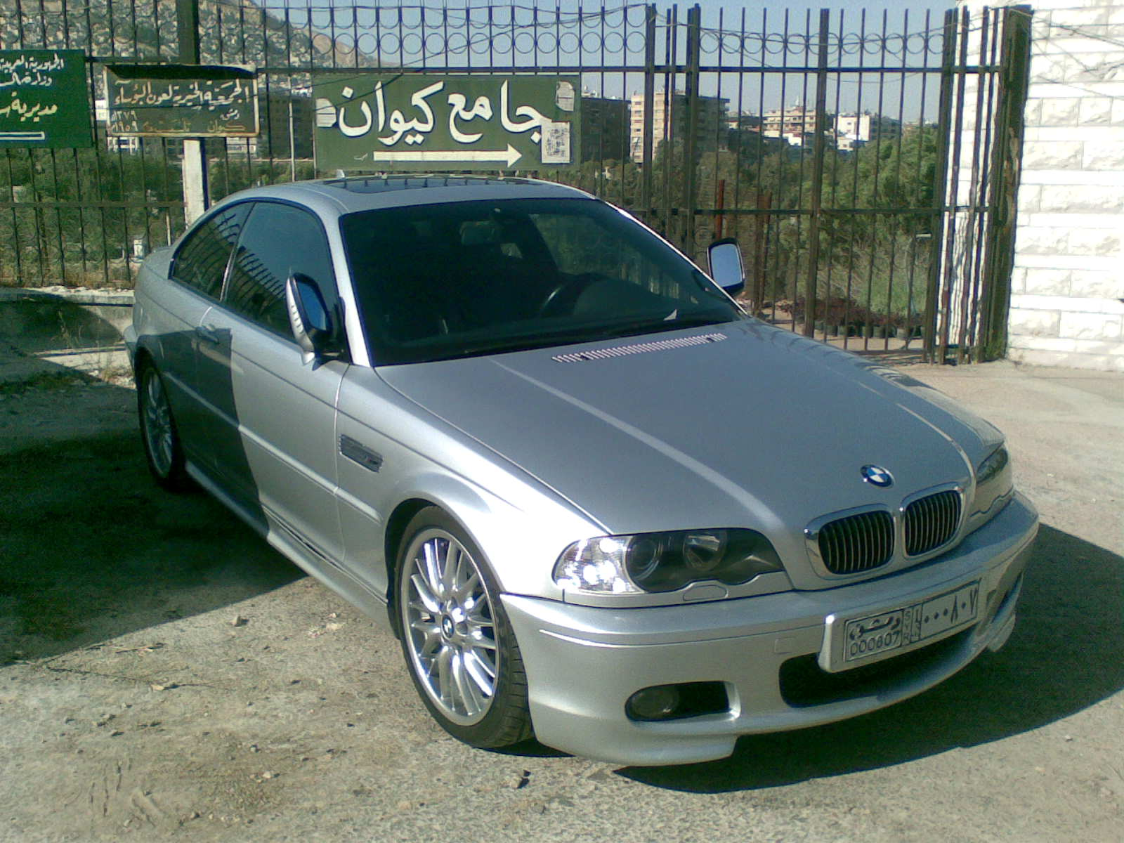 BMW 3 series 328Ci 2002 photo - 4