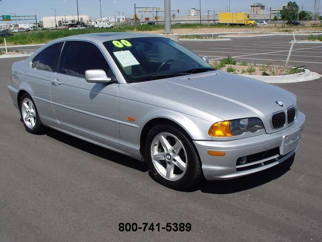 BMW 3 series 328Ci 2002 photo - 5
