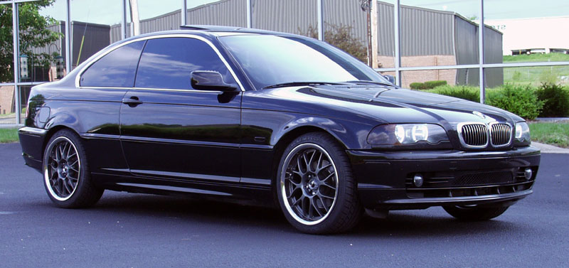 BMW 3 series 328Ci 2002 photo - 7