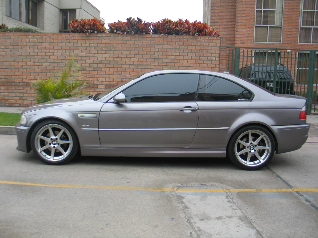 BMW 3 series 328Ci 2002 photo - 8