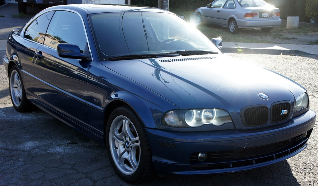 BMW 3 series 328Ci 2002 photo - 9