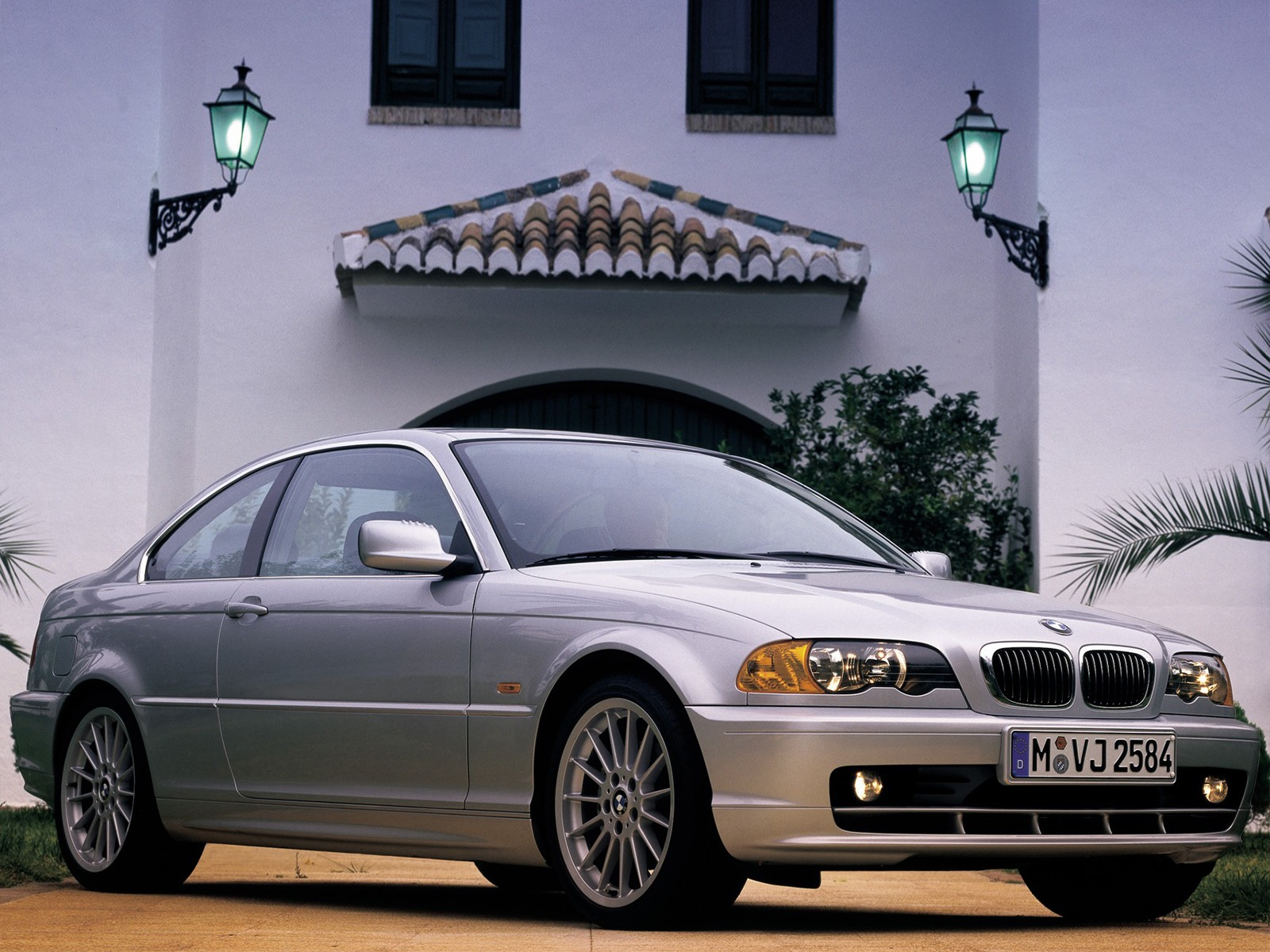 BMW 3 series 328Ci 2003 photo - 12