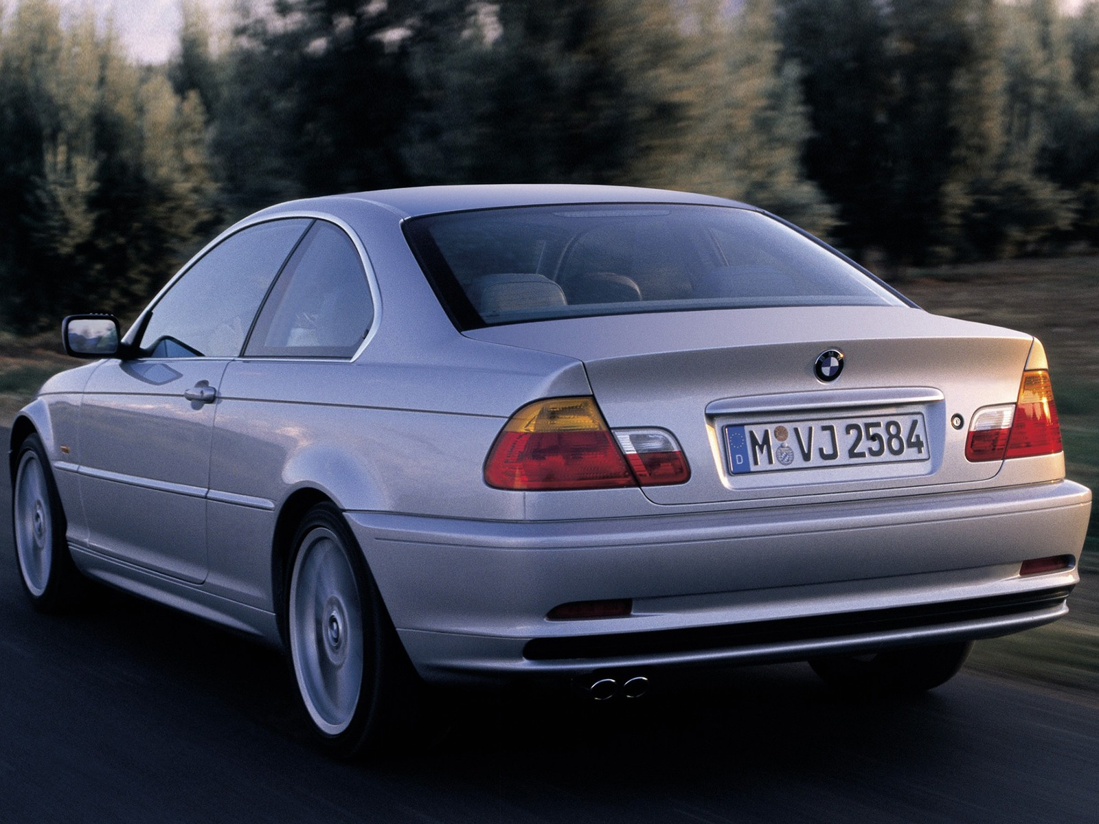 BMW 3 series 328Ci 2003 photo - 3