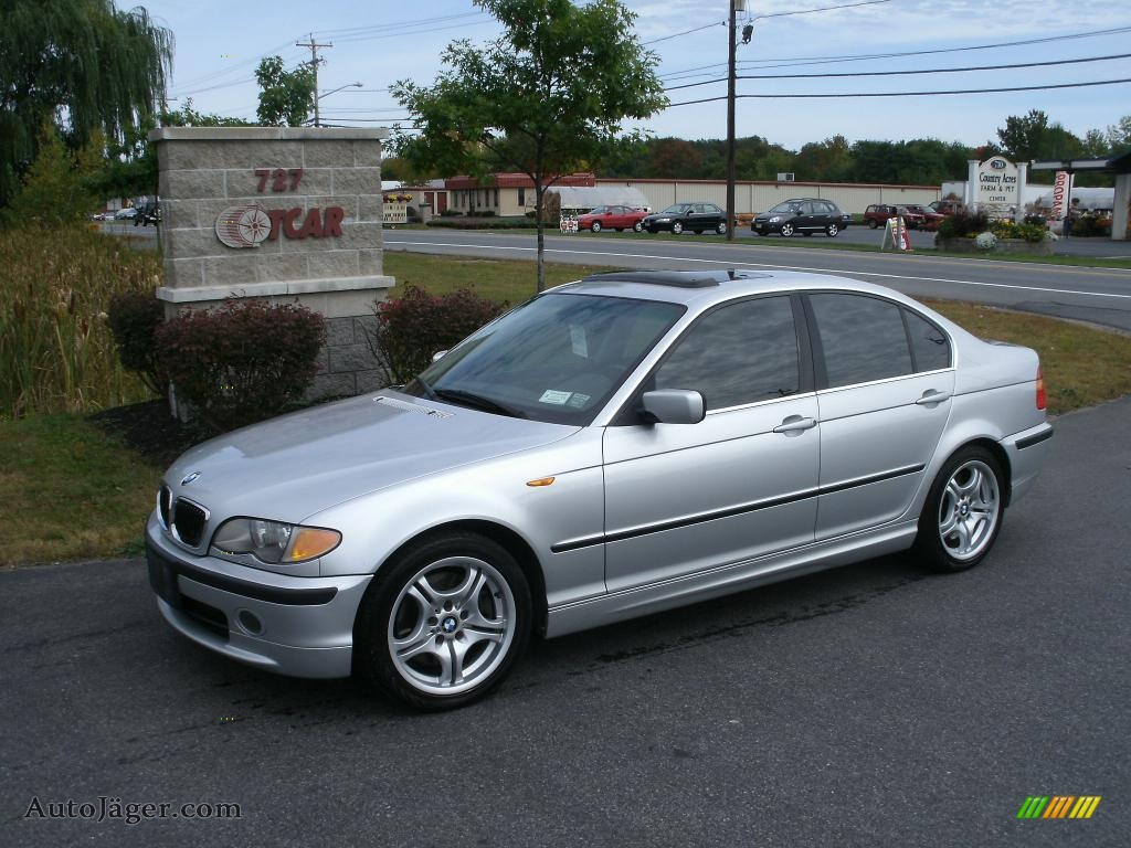 BMW 3 series 328Ci 2003 photo - 5