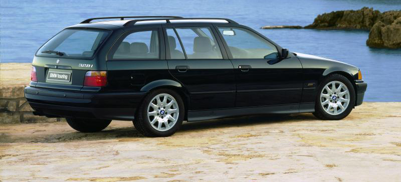 BMW 3 series 328i 1993 photo - 10