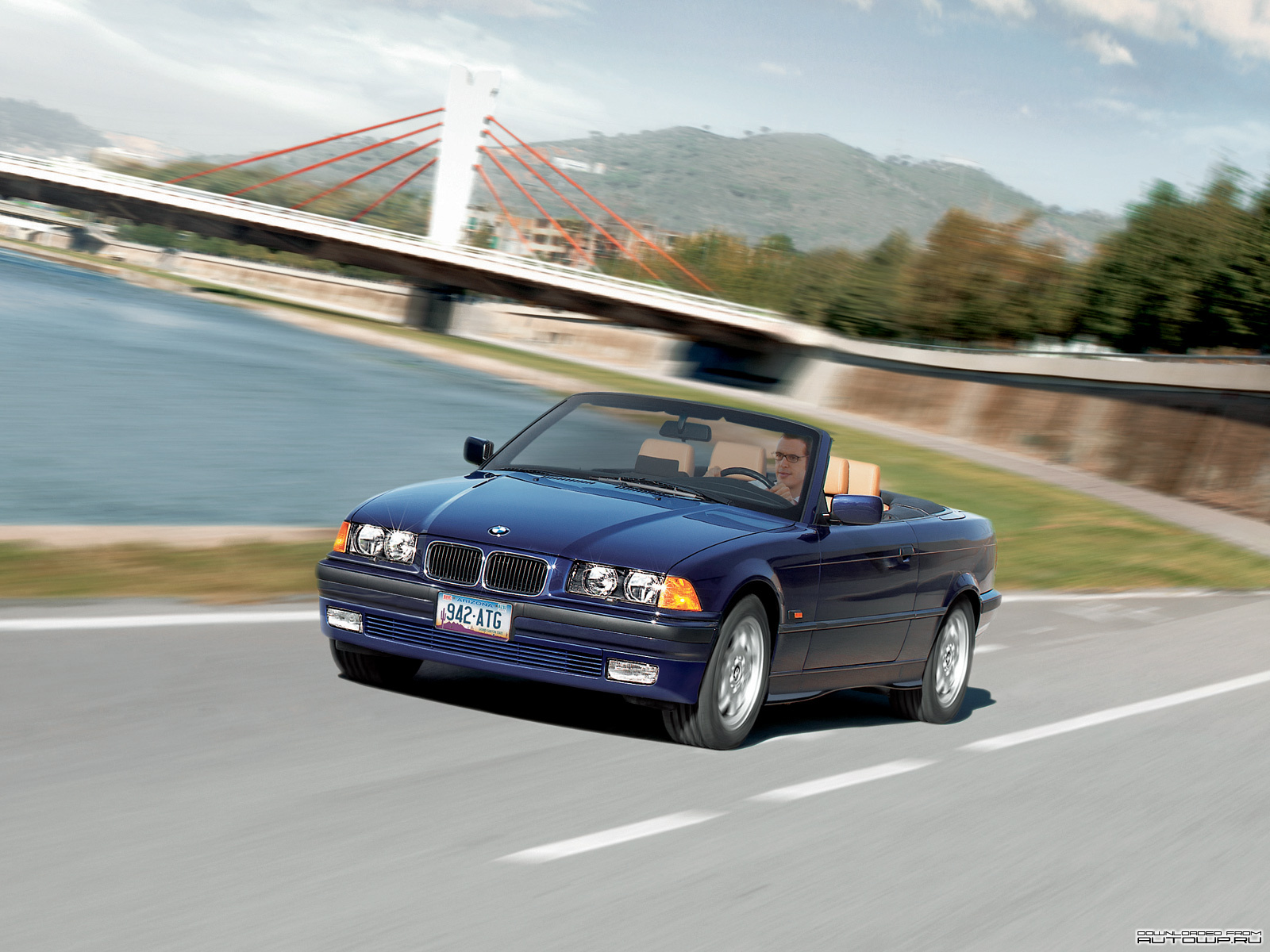 BMW 3 series 328i 1993 photo - 11