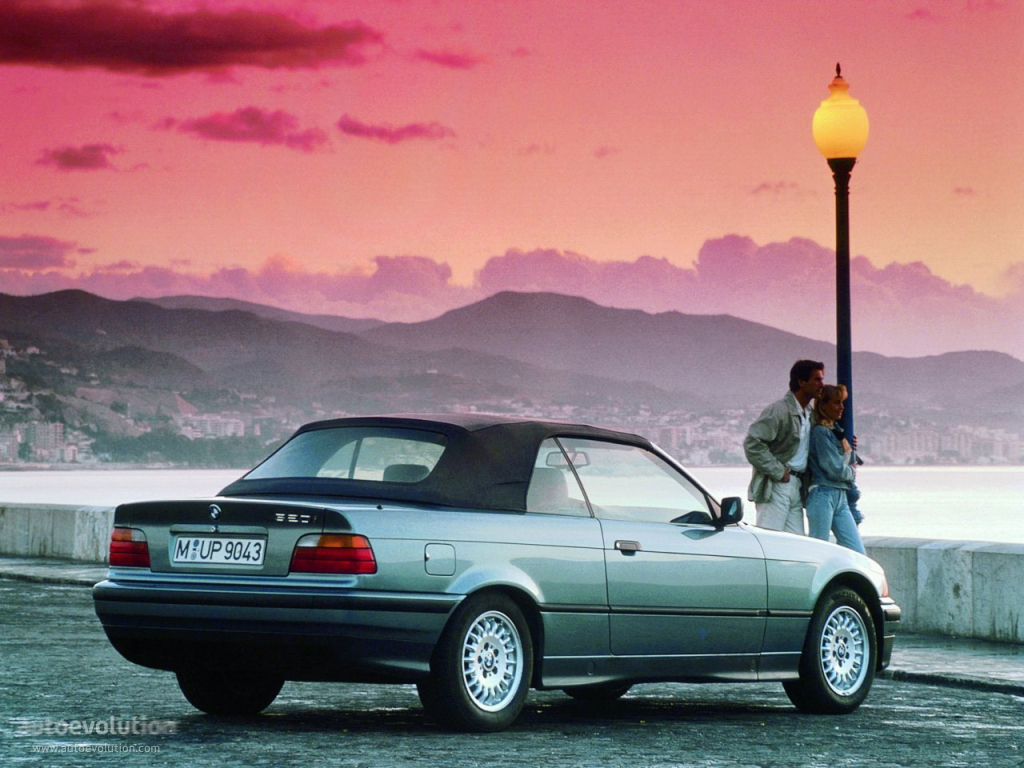 BMW 3 series 328i 1993 photo - 6