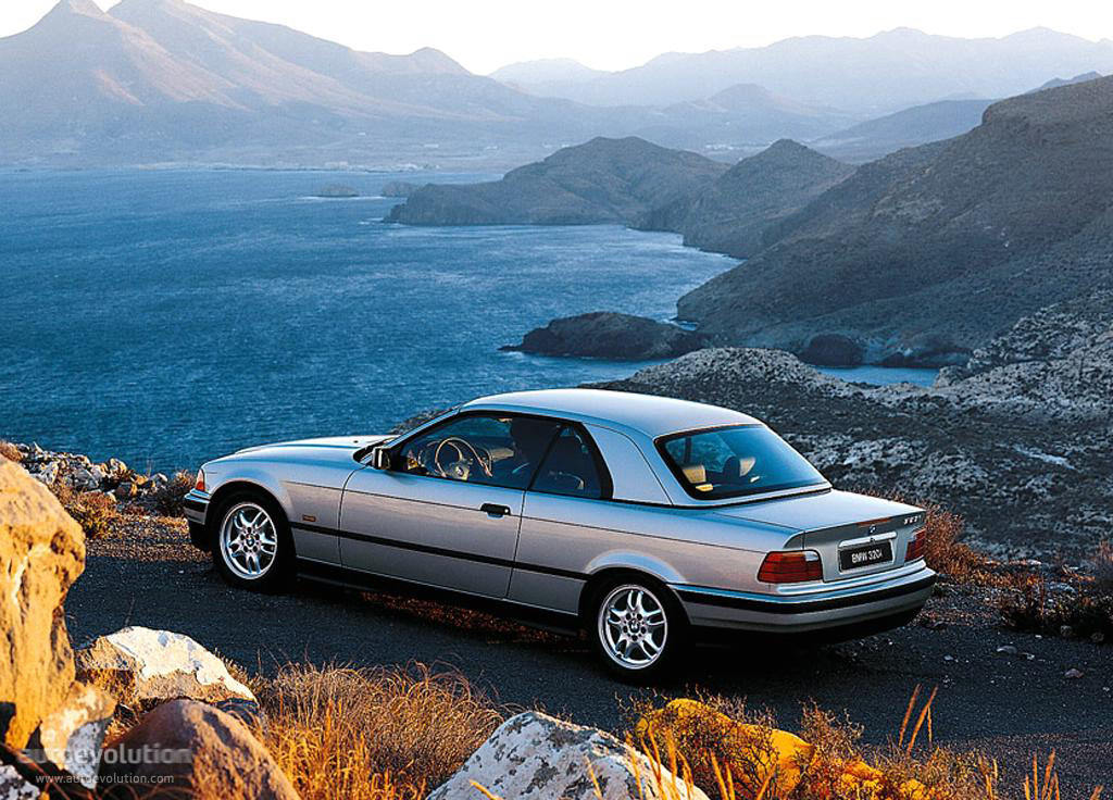 BMW 3 series 328i 1993 photo - 9