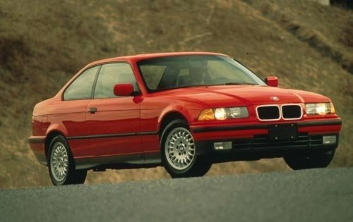 BMW 3 series 328i 1994 photo - 11