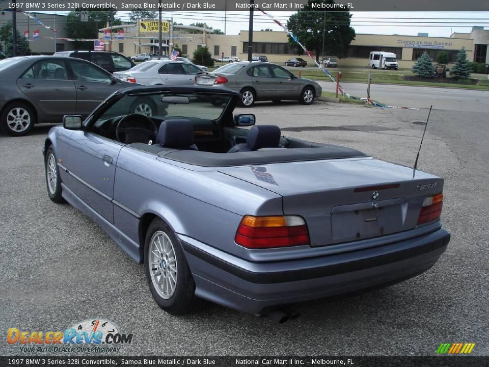 BMW 3 series 328i 1997 photo - 11