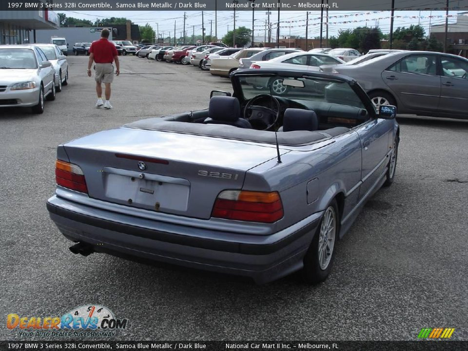 BMW 3 series 328i 1997 photo - 3