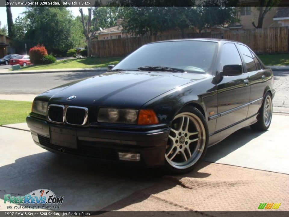 BMW 3 series 328i 1997 photo - 5