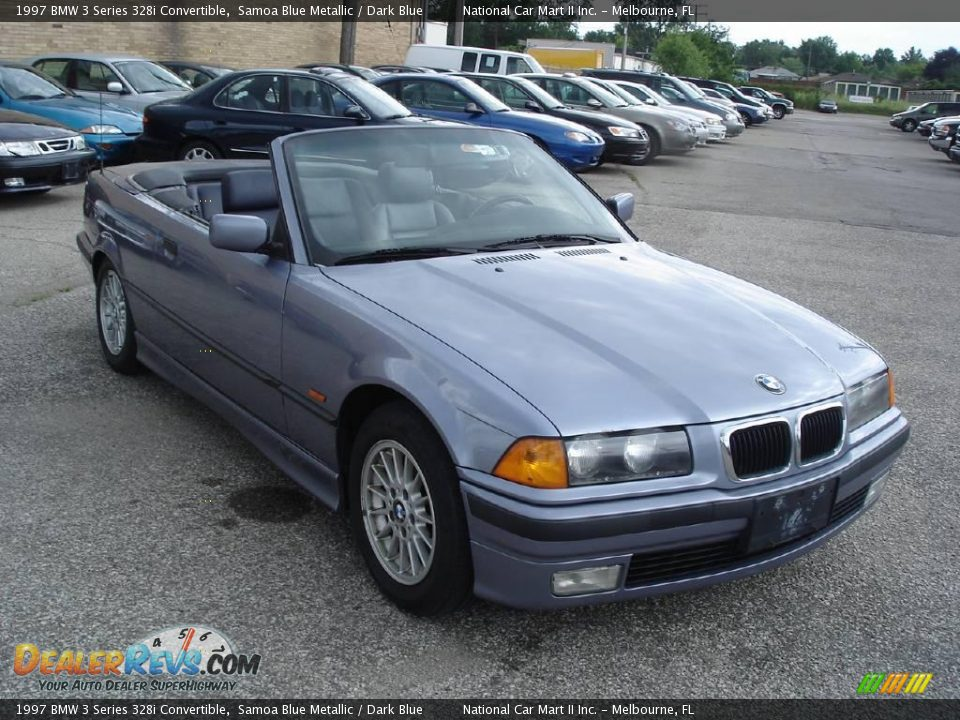 BMW 3 series 328i 1997 photo - 6