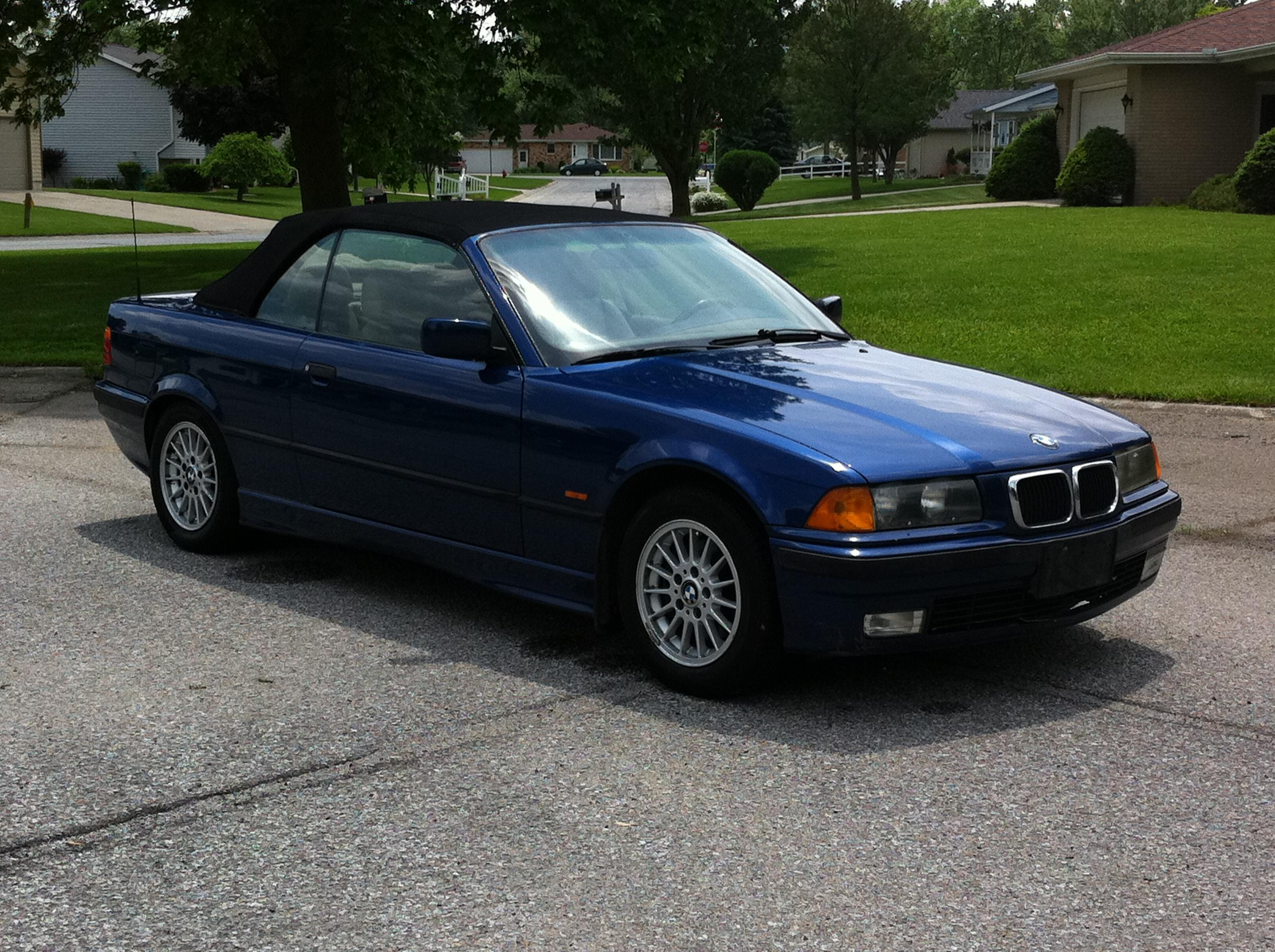 BMW 3 series 328i 1998 photo - 12
