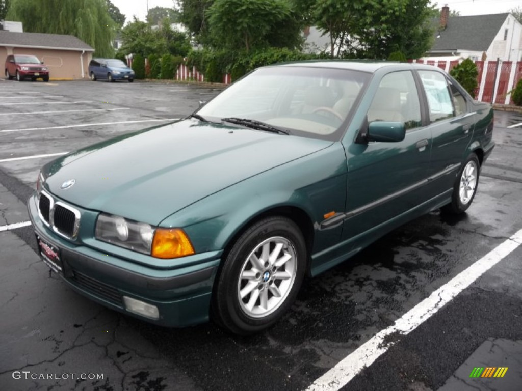 BMW 3 series 328i 1998 photo - 2