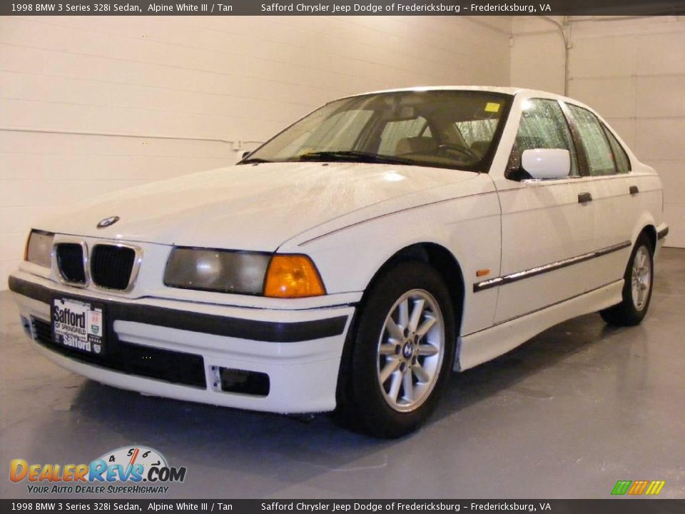 BMW 3 series 328i 1998 photo - 5