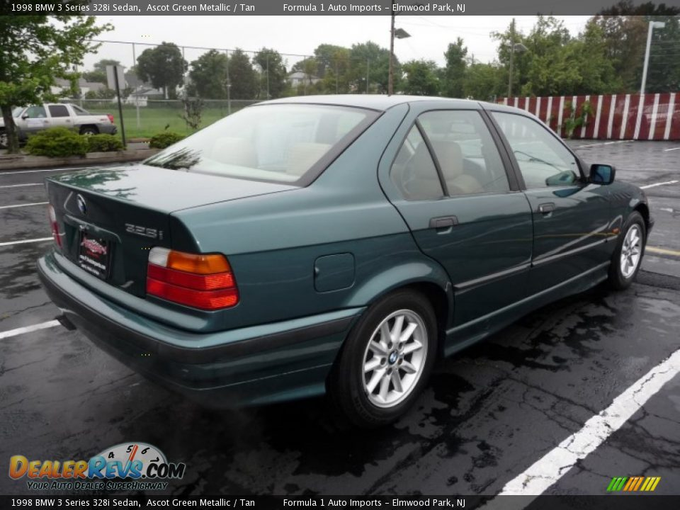 BMW 3 series 328i 1998 photo - 9