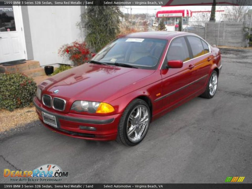 BMW 3 series 328i 1999 photo - 8