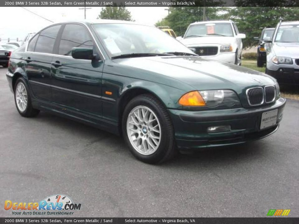 BMW 3 series 328i 2000 photo - 2