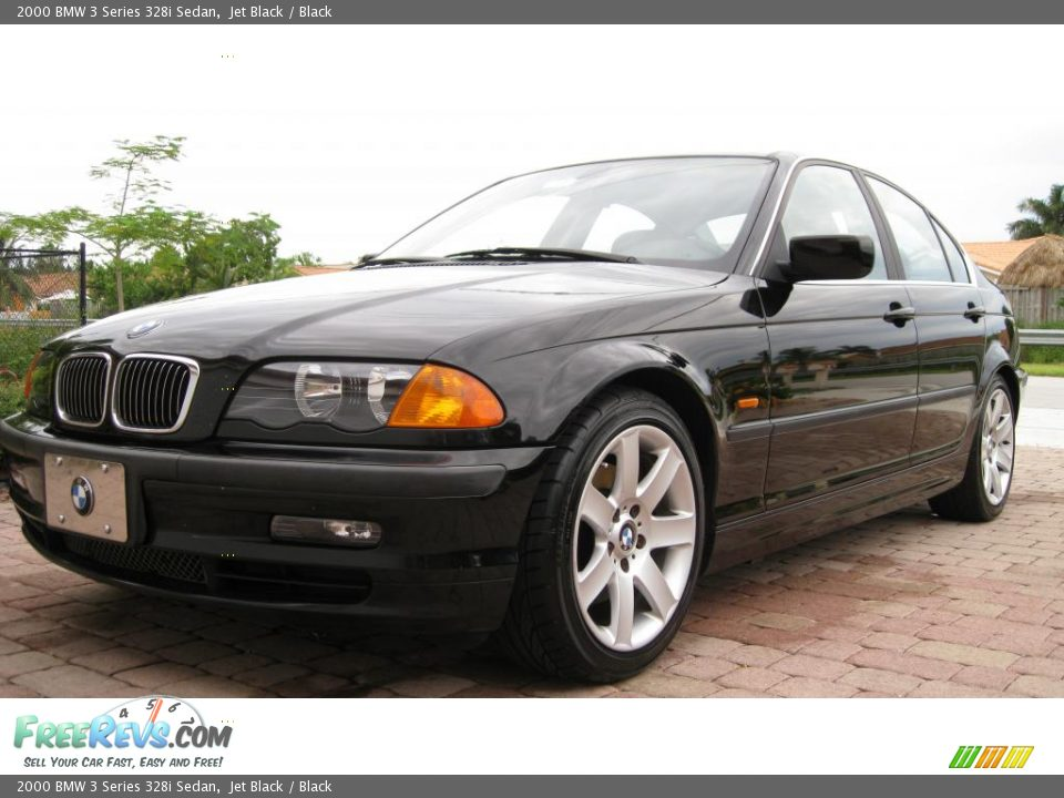 BMW 3 series 328i 2000 photo - 4