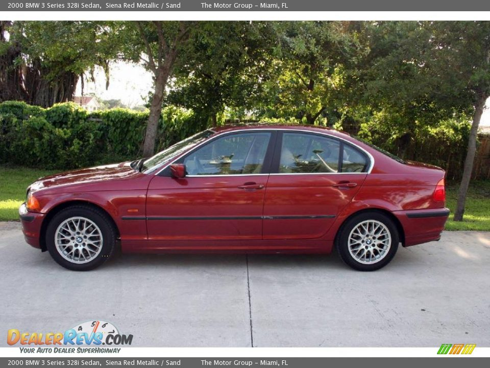 BMW 3 series 328i 2000 photo - 5