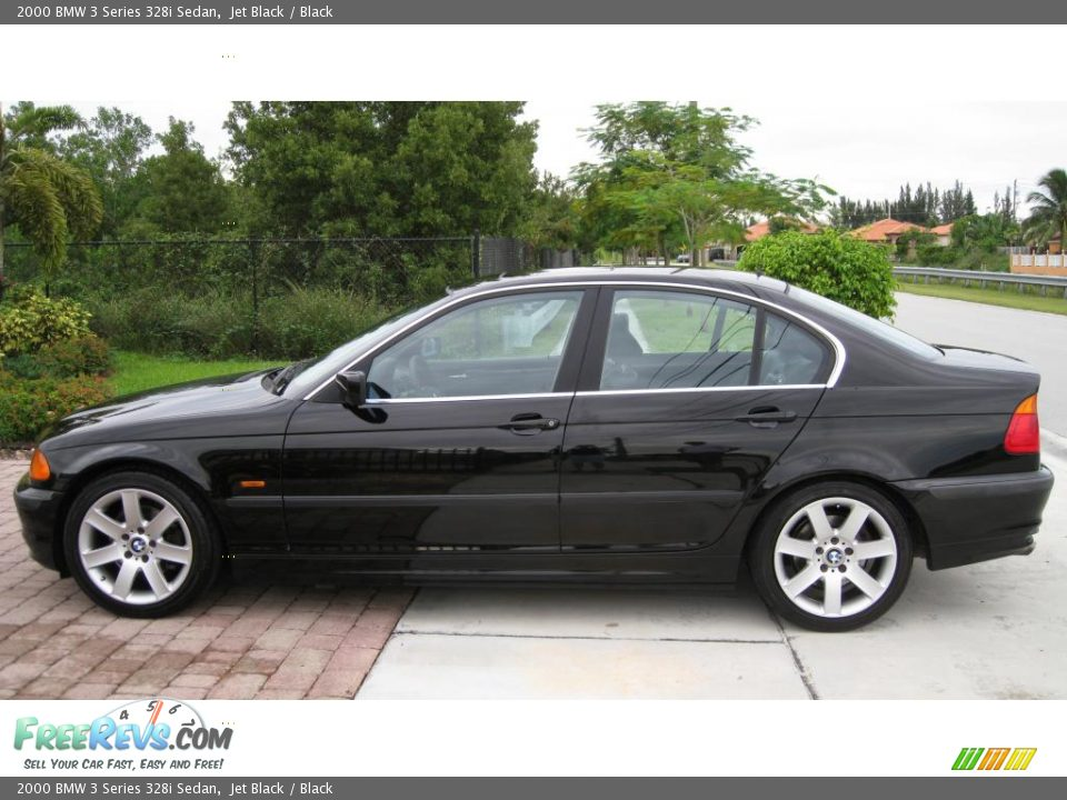 BMW 3 series 328i 2000 photo - 8