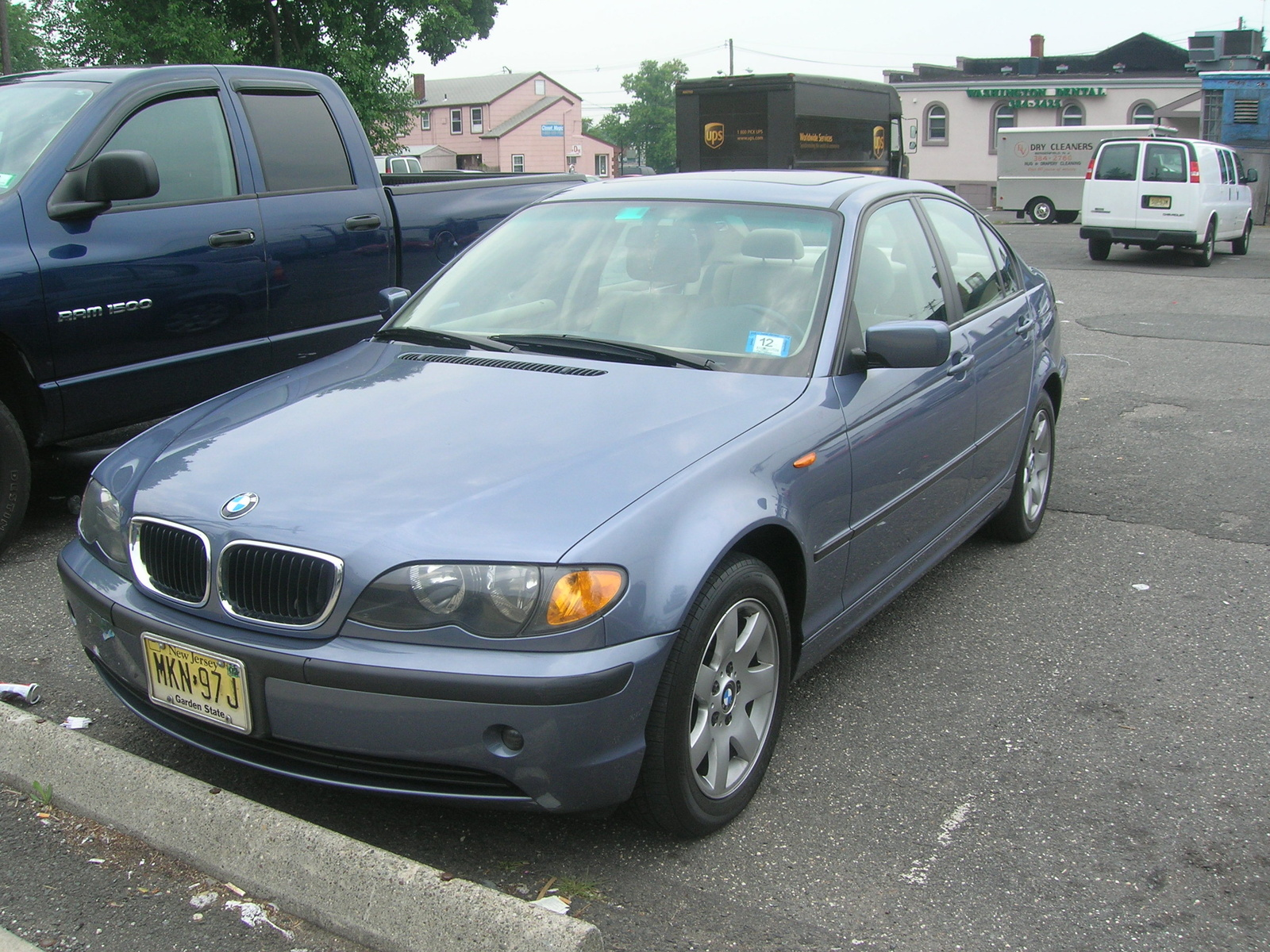 BMW 3 series 328i 2002 photo - 10