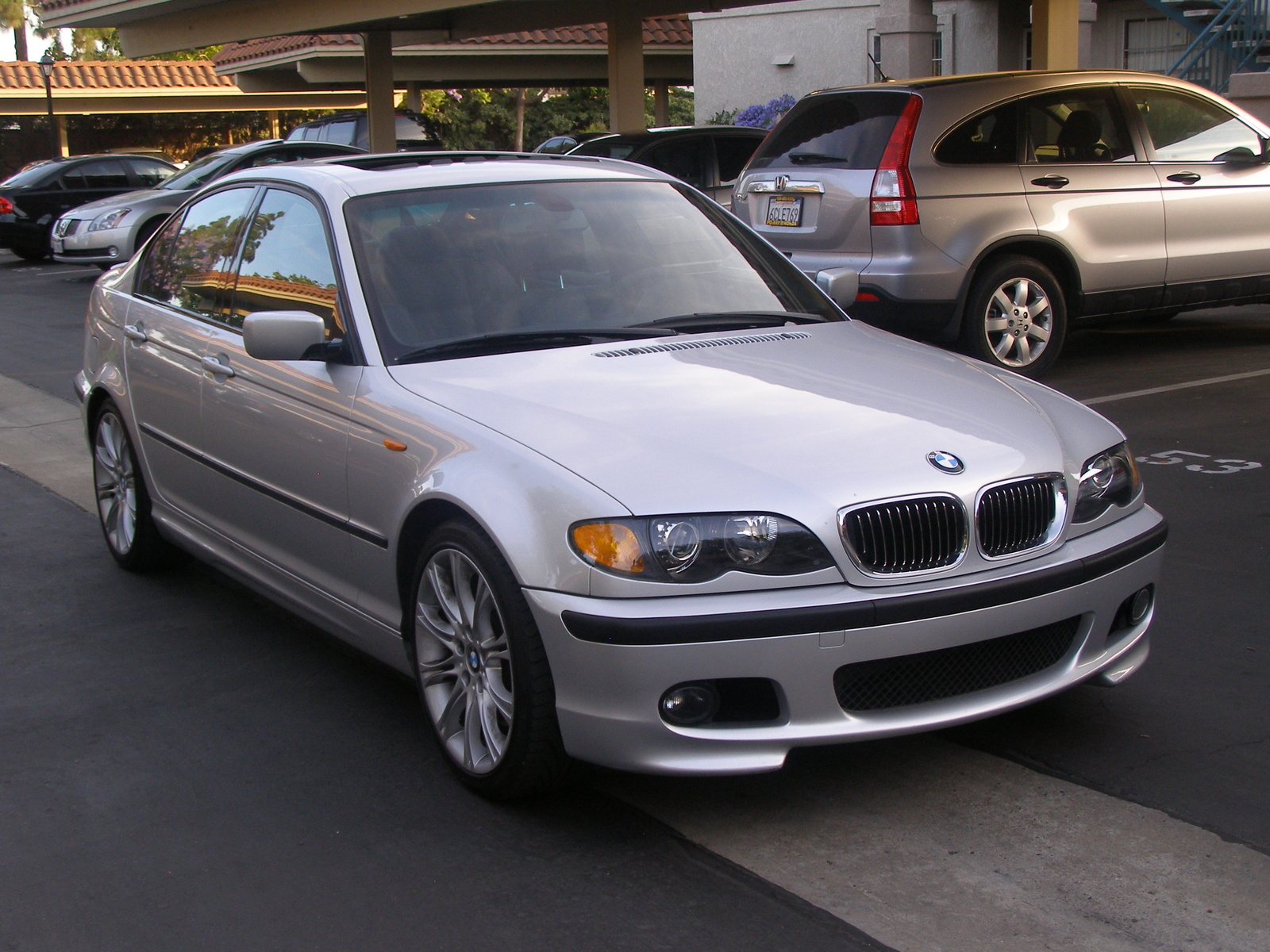 BMW 3 series 328xi 2005 photo - 1