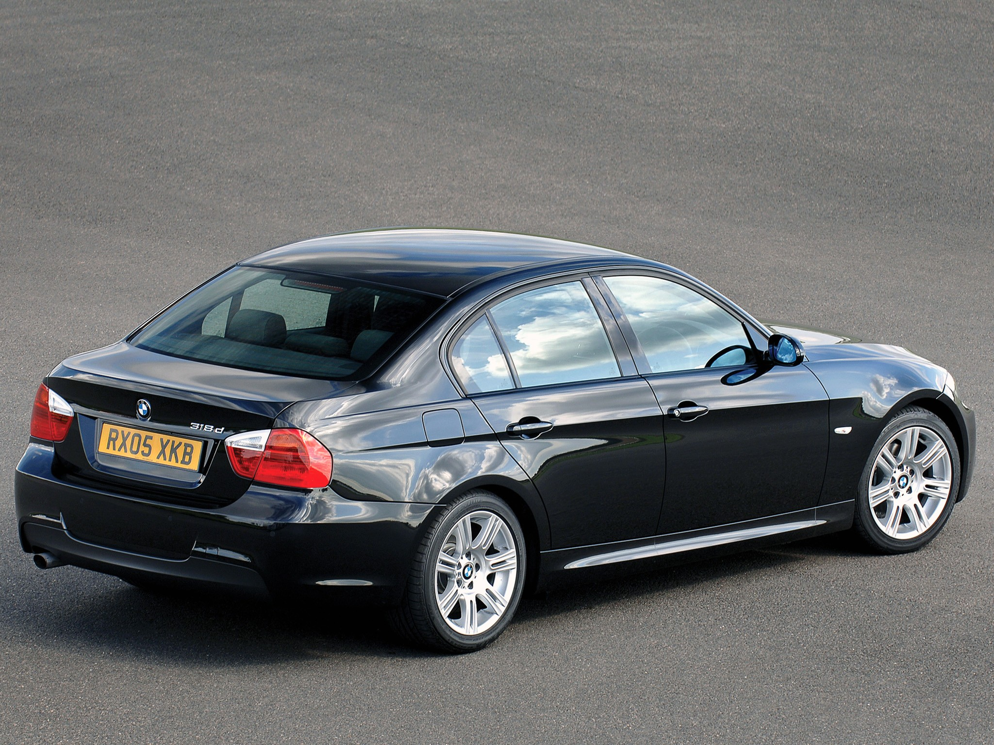 BMW 3 series 328xi 2005 photo - 12