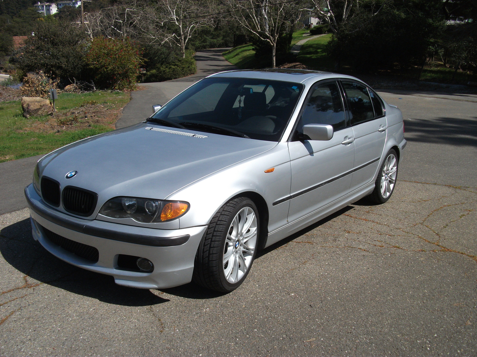 BMW 3 series 328xi 2005 photo - 3