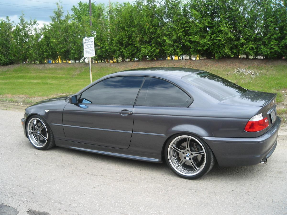 BMW 3 series 328xi 2005 photo - 6