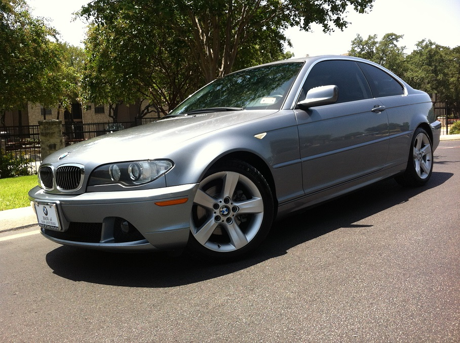 BMW 3 series 328xi 2005 photo - 7